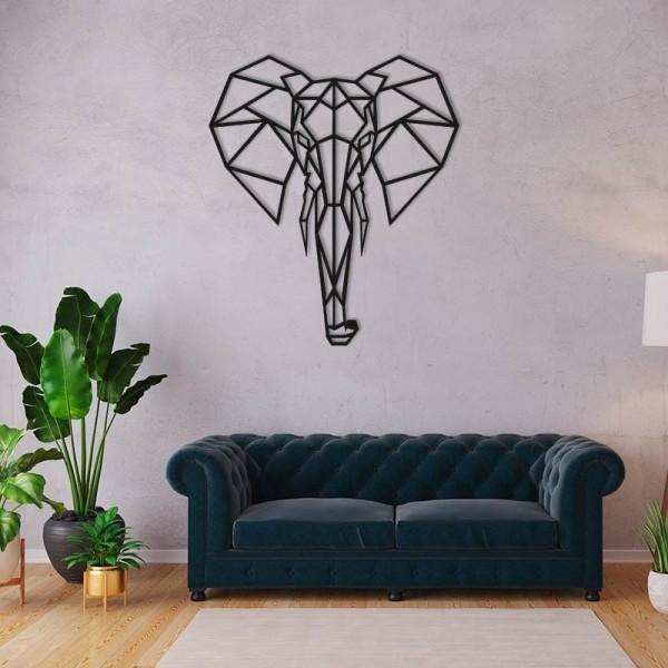 Figura geomètrica Elefant