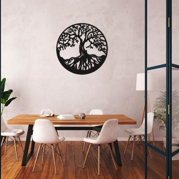 Árbol de la vida en madera