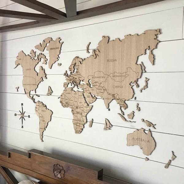 Comprar mapamundi online