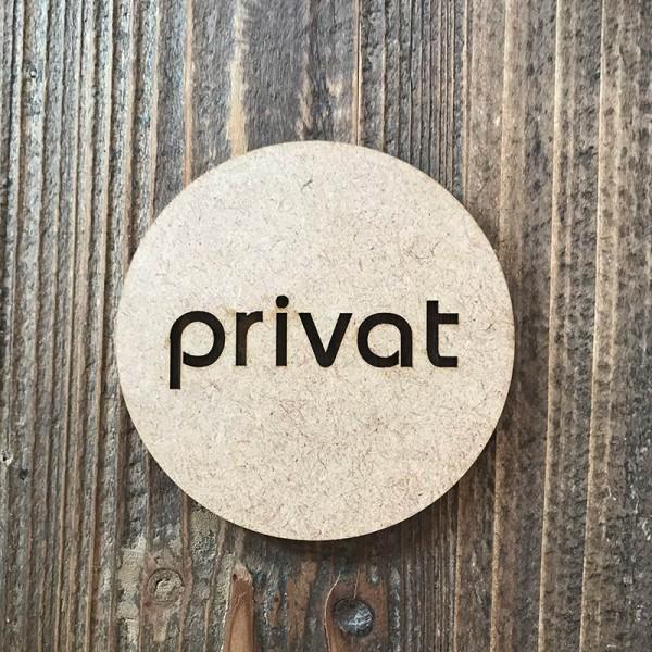 Señal privat