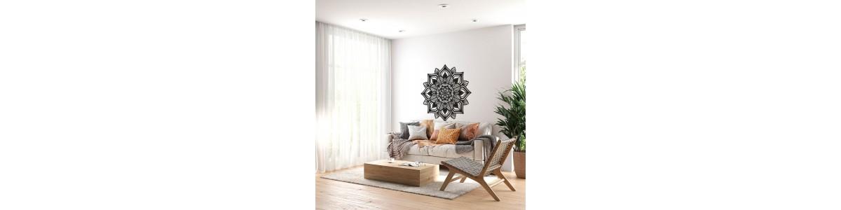 Mandalas decorativas para pared
